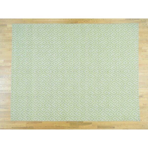 One-of-a-Kind Bragg Reversible Handmade Kilim Wool Area Rug by Isabelline