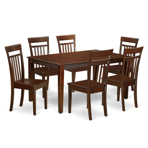 Smyrna 7 Piece Dining Set By Charlton Home Wonderful