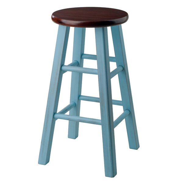 Cannady 24 Bar Stool by Highland Dunes