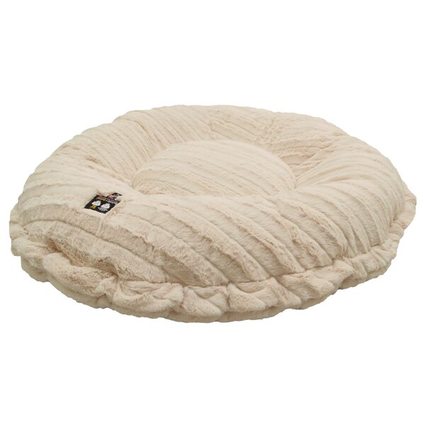 Hybrid Bagelette Bolster Dog Bed by Bessie and Barnie