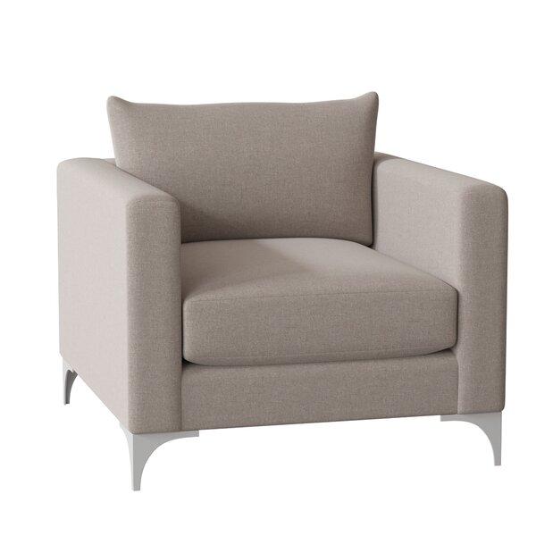 Vess Armchair By Orren Ellis