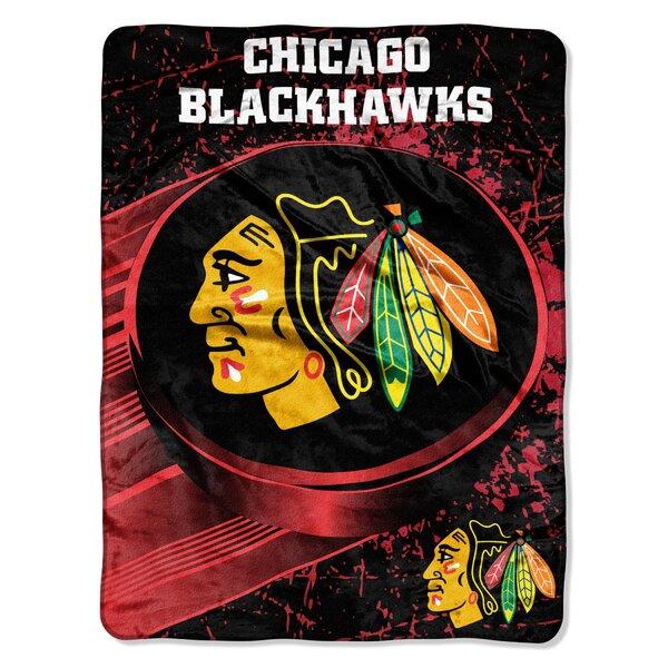 NHL Raschel Throw by Northwest Co.