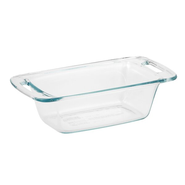 Easy Grab 1 5 Qt Loaf Dish By Pyrex.