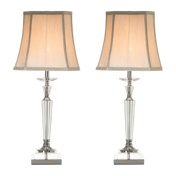 Emile 26 Table Lamp (Set of 2) by Darby Home Co