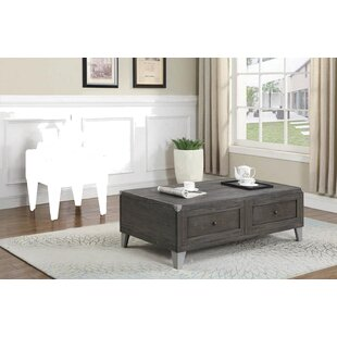 Kennedale Coffee Table With Storage