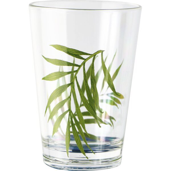 Bamboo Leaf 8 Oz. Acrylic Drinkware (Set of 6) by Corelle
