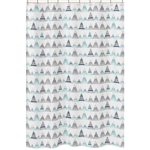 Mountains Shower Curtain by Sweet Jojo Designs