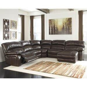 Dormont Larwill Reclining Sectional  sc 1 st  Wayfair : ashley sectional sofa - Sectionals, Sofas & Couches