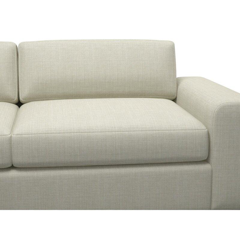 Gentil Couch Potato Sofa With Bumper