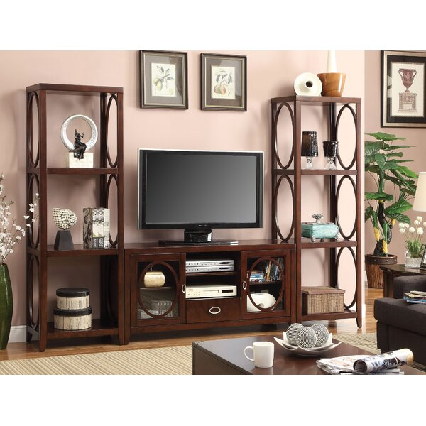 Solid Wood TV Stand For TVs Up To 60