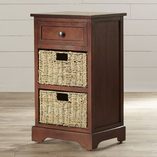 Ardina End Table with Storage by Beachcrest Home