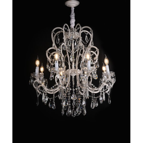 Riddleville 8-Light Candle Style Classic / Traditional Chandelier by Astoria Grand Astoria Grand