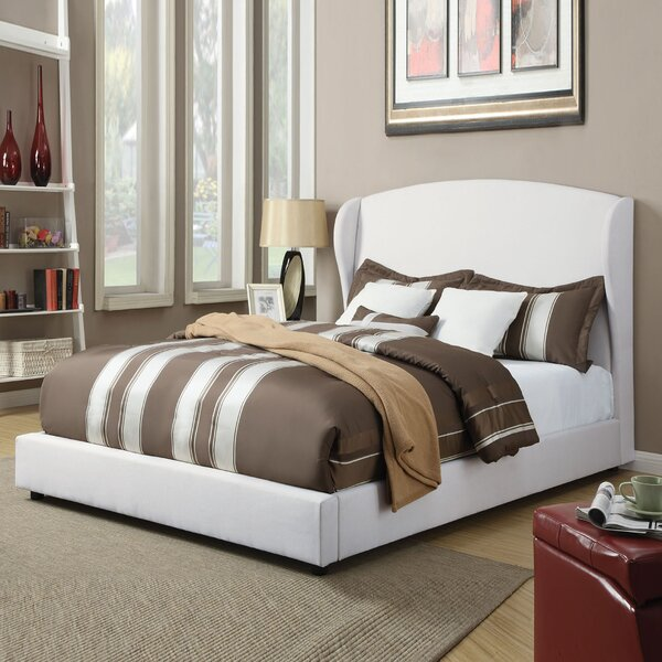 Ensuncho Upholstered Standard Bed by Gracie Oaks