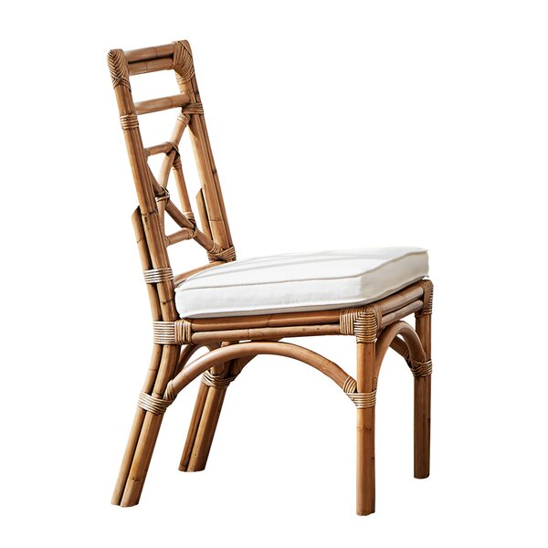 Plantation Bay Upholstered Dining Chair by Panama Jack Sunroom