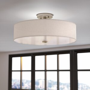 Alina 4-Light Semi Flush Mount