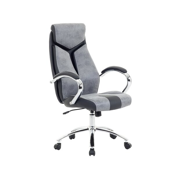 Luca Formula High-Back Executive Chair by Latitude Run
