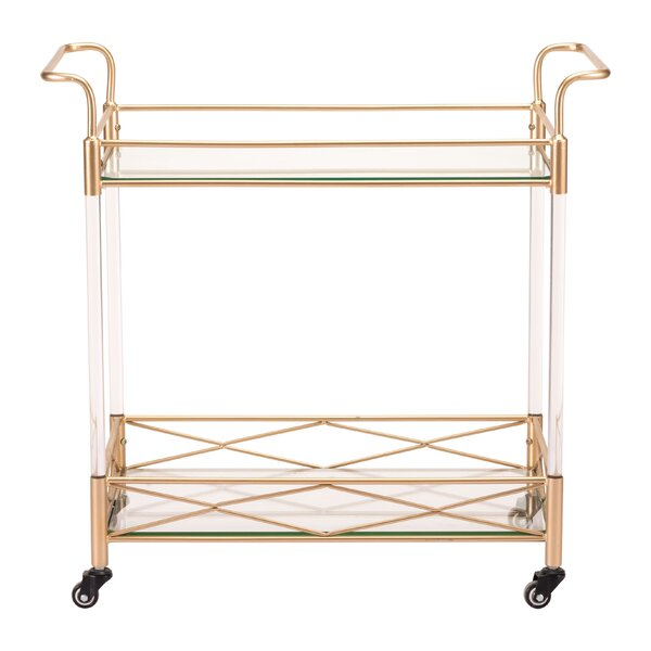 Bucknell Bar Cart by Mercer41