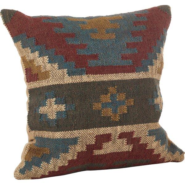 Kilim Throw Pillow by Saro