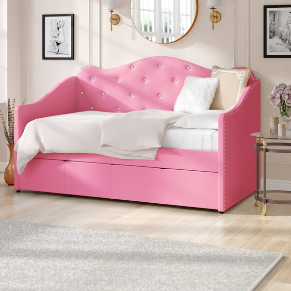 Bohemia Daybed with Trundle by Rosdorf Park