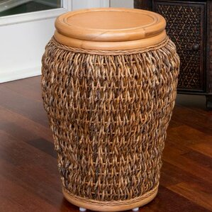 Huffman Coastal End Table by Bay Isle Home