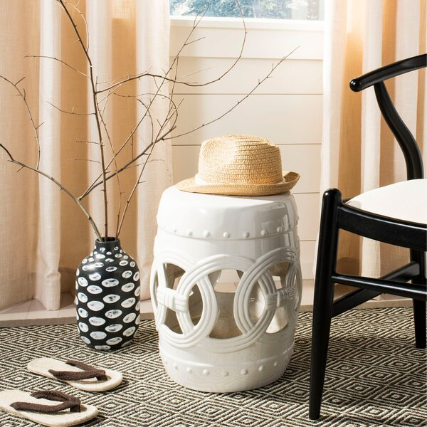 Holbrook Garden Stool by World Menagerie