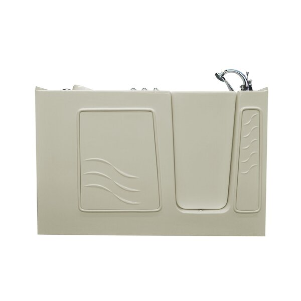 Tucson 60 x 30 Walk-In Air Jetted Bathtub by Therapeutic Tubs