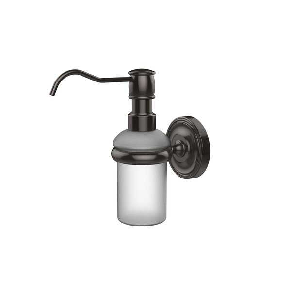 Universal Wall Mounted Soap Dispenser by Allied Brass