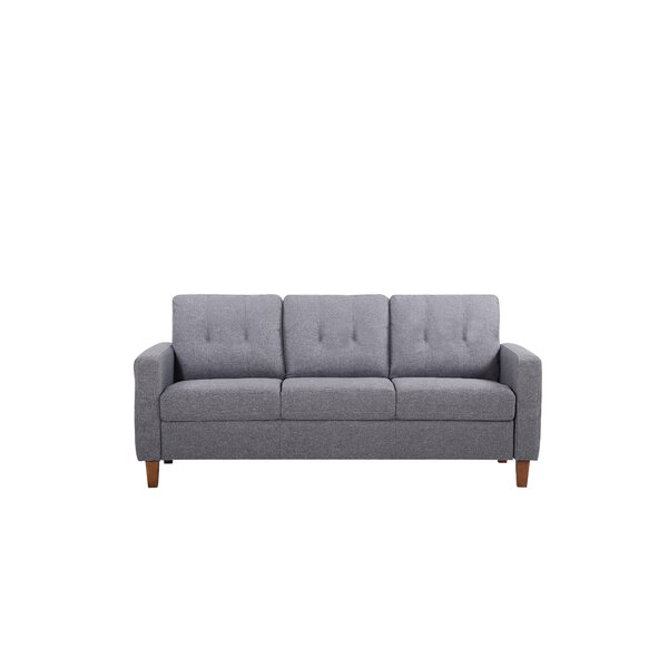 Rossetti Mid Century Tufted Sofa by Latitude Run