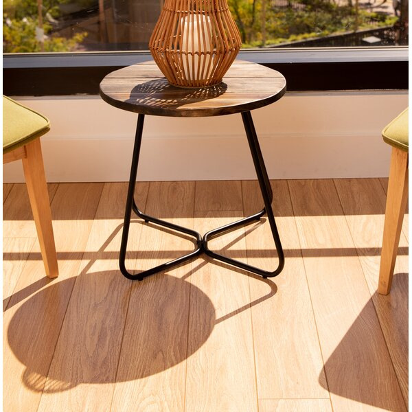 Clemens End Table by Union Rustic