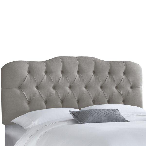 Stella Upholstered Panel Headboard by Wayfair Custom Upholstery™