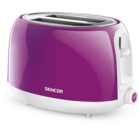 2 Slice Electric Toaster by Sencor