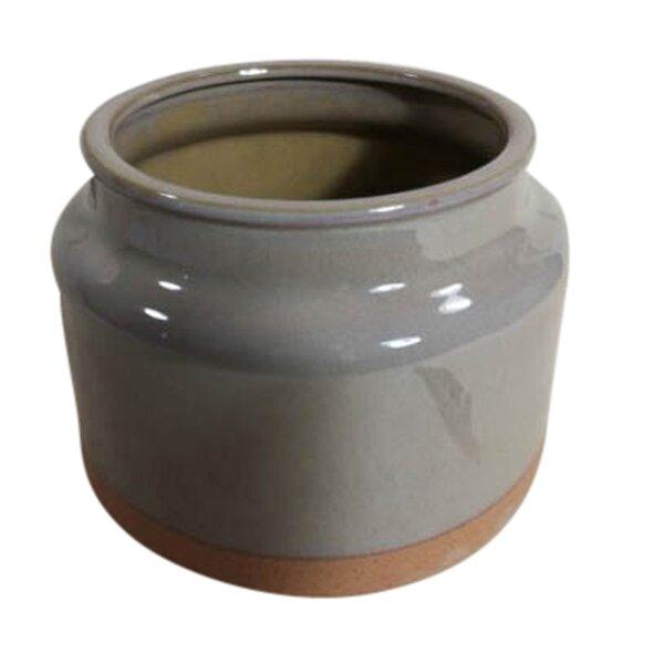 Filton Mid Century Ceramic Pot Planter by Bungalow Rose