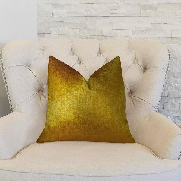 Lumiere Double Sided Throw Pillow by Plutus Brands