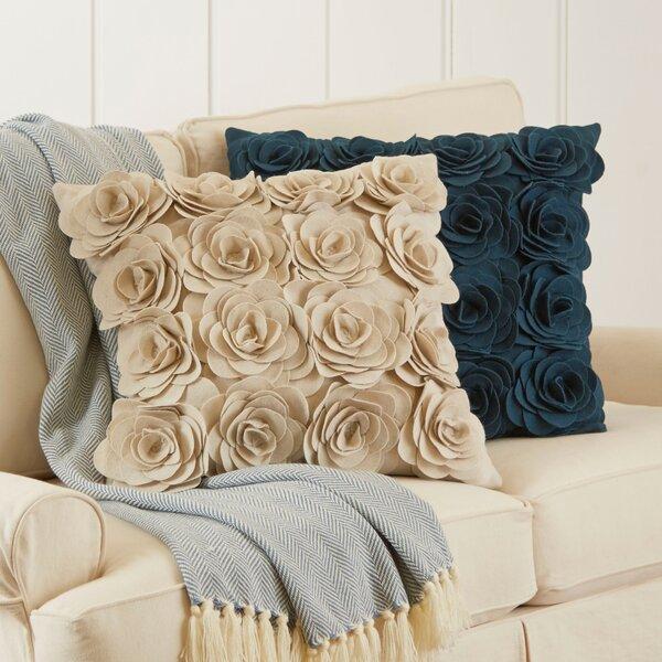 Ambrosia Wool Pillow Cover by Birch Lane™