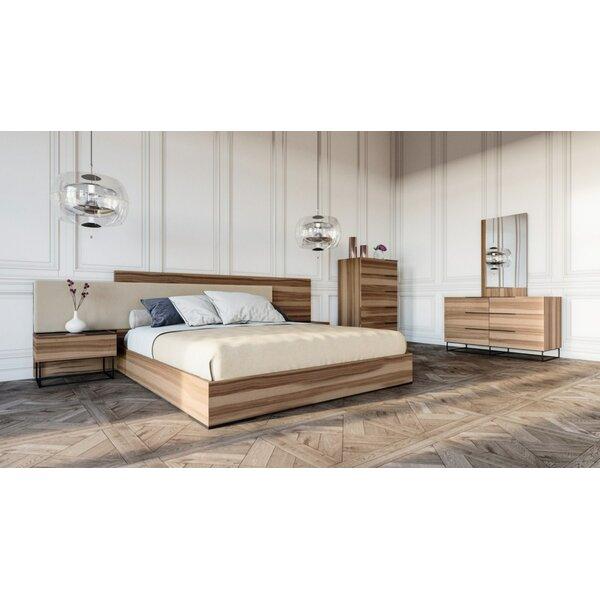 Mraz Platform 5 Piece Bedroom Set by Mercury Row