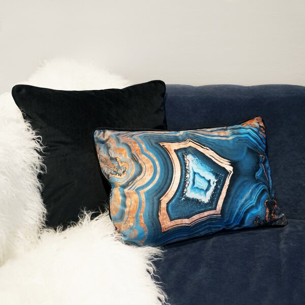 Maurice Geode Lumbar Pillow by Willa Arlo Interiors