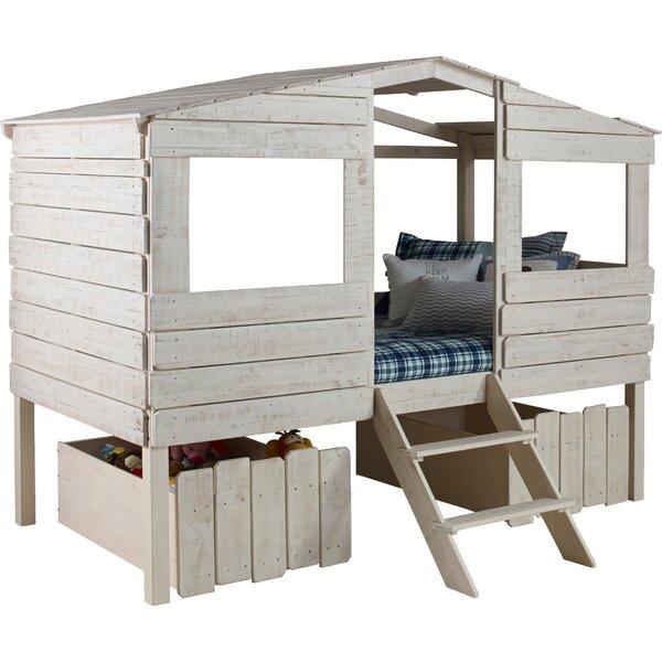 Cabin Lofted Bed By Birch Lane Kids.