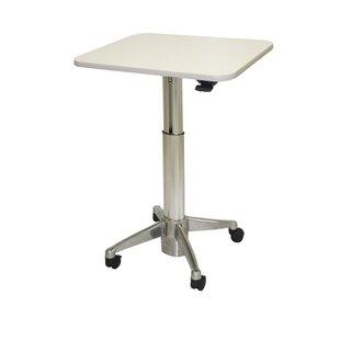 Adjustable Laptop Cart by Workstuff