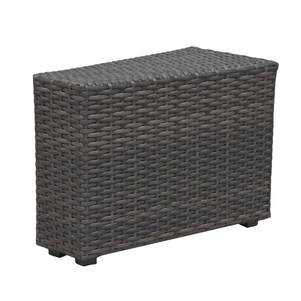Horizon Wedge Side Table by Forever Patio