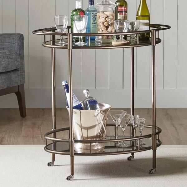 Kuiper Bar Cart by Alcott Hill
