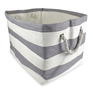 Woven Paper Bin By Highland Dunes