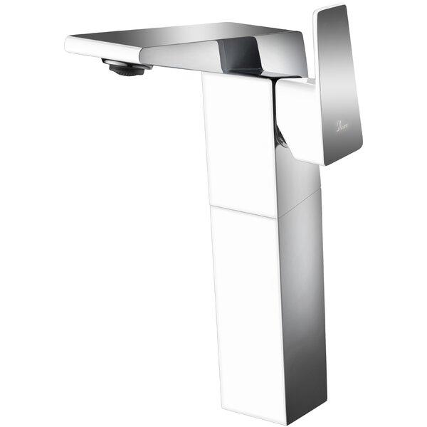 Tall Lavatory Single Hole Bathroom Faucet by Dawn USA