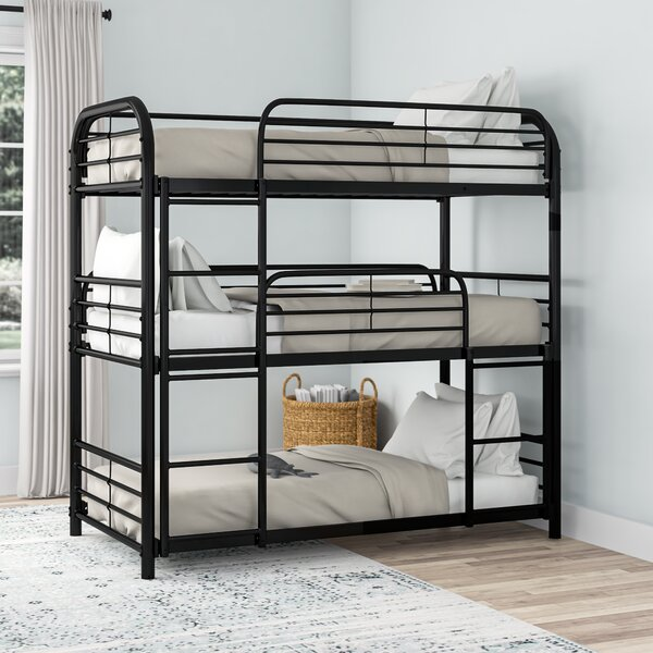 Bunce Twin Triple Bed by Zoomie Kids