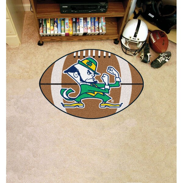 NCAA Notre Dame Football Mat by FANMATS