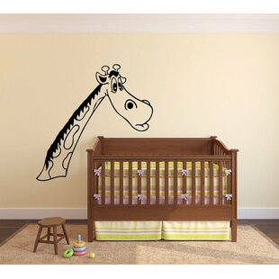 Inverness Giraffe Wall Decal