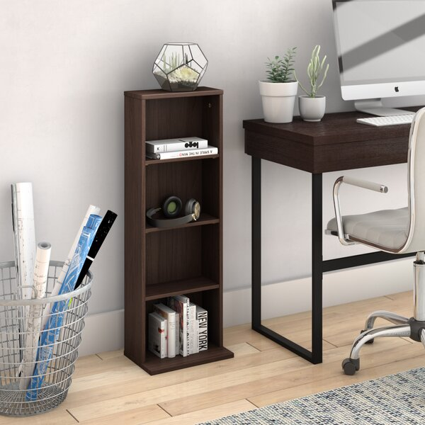 Ryker Standard Bookcase By Andover Mills