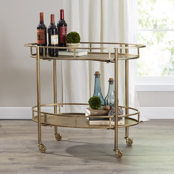 Bar Cart by Feminine French Country Feminine French Country