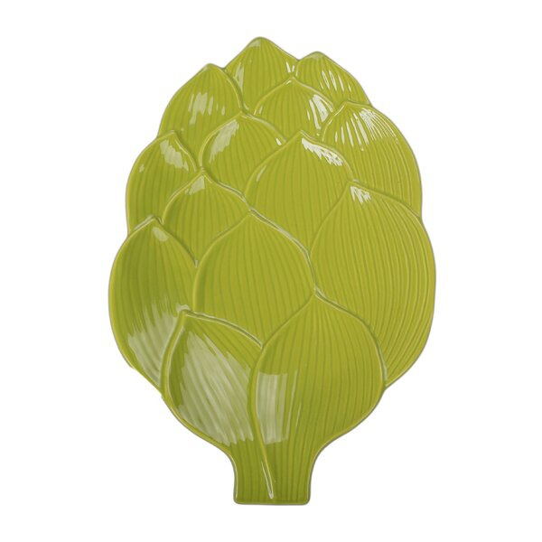 Artichoke Platter (Set of 2) by Birch Lane™