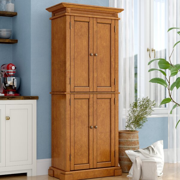 Ramon 72 Kitchen Pantry by Darby Home Co