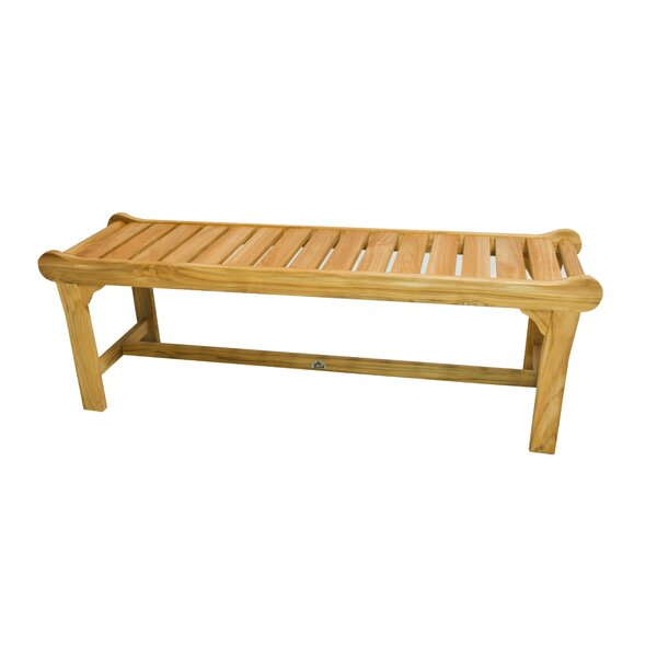 Teak Park Bench by HiTeak Furniture